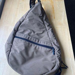 L. L. Bean Ameribag  Healthy Traveler Backpack